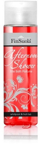 Badparfum afternoon shower, fles 250ml