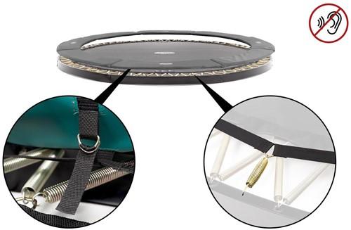 Flatground trampoline BERG