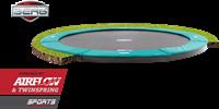 BERG flatground trampoline Champion, diam. 430 cm.-3