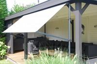 Nesling balkon zonnezeil flexframe voor Coolfit rolgordijn -2