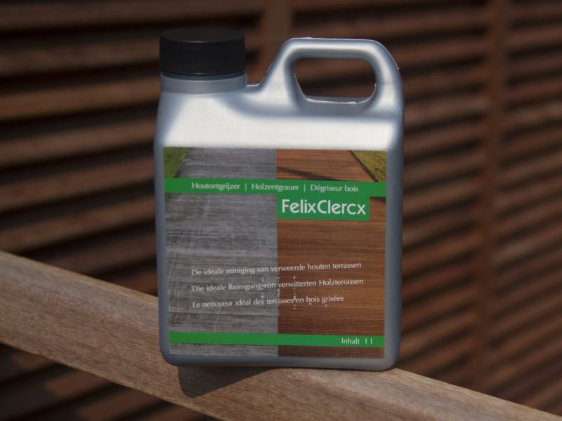 Felix Clercx houtontgrijzer, 1 liter