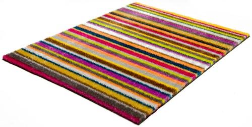Freek buitenkleed multi colours - 2,0 x 2,0 m