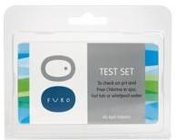 Furo testset voor testen chloorgehalte en pH-waarde water in jacuzzi