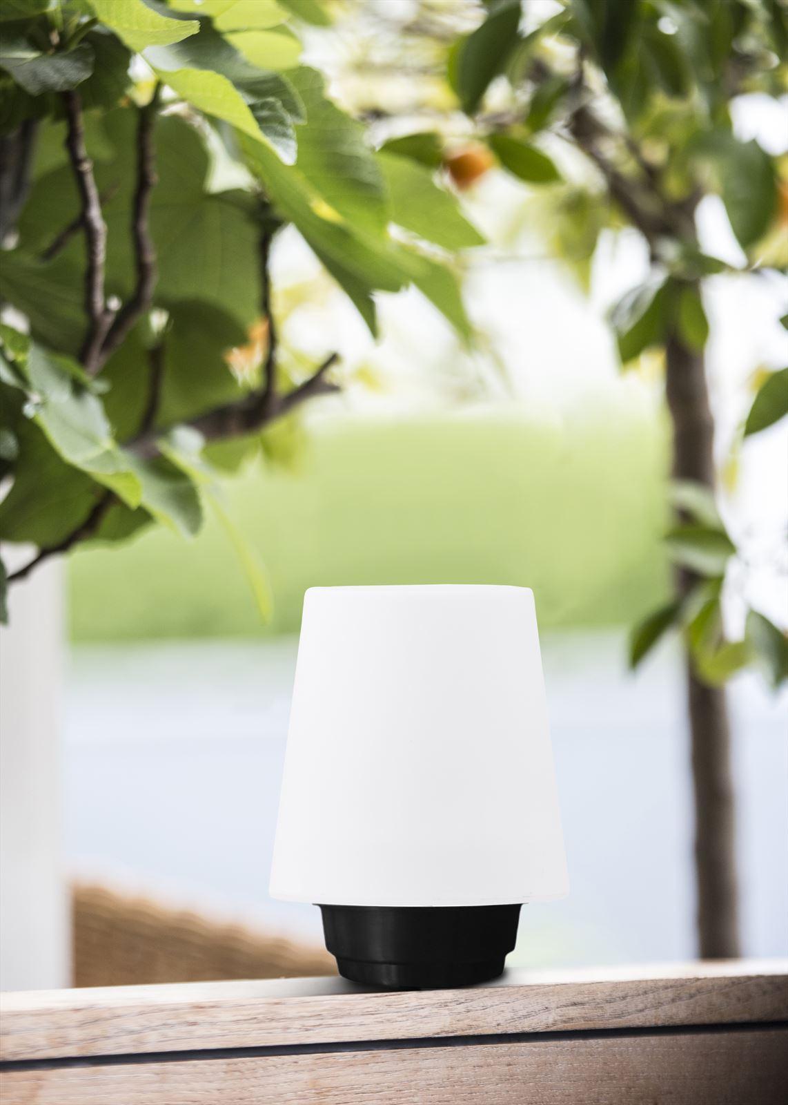 Gacoli tuinlampen Gacoli tuinlamp Checkmate No.1 DOCK, diameter 12 cm