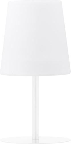 Gacoli tuinlamp Checkmate No.1, hoogte 24 cm, WIT-2