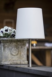 Gacoli tuinlamp Checkmate No.2, hoogte 45 cm