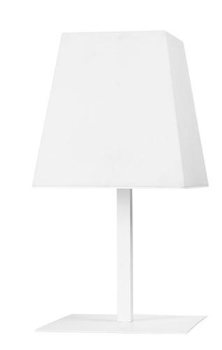 Gacoli tuinlamp Manhattan No.2, hoogte 46 cm, WIT-2