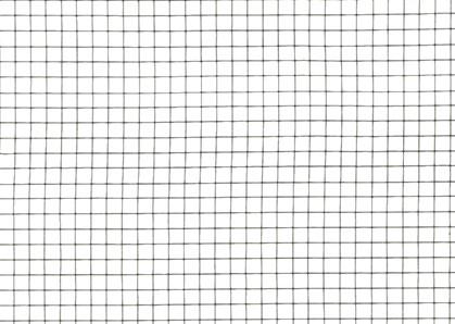 Volièregaas, hoogte 100 cm, maaswijdte 12,7 x 12,7  mm, verzinkt, rol  2 m.-2