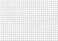 Volièregaas, hoogte 100 cm, maaswijdte 12.7 x 12,7 mm, verzinkt, rol 10 m.-2