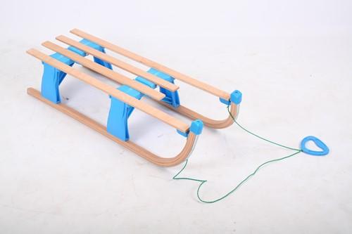 Slee Giewont, inklapbaar, lengte 100 cm, inclusief trektouw