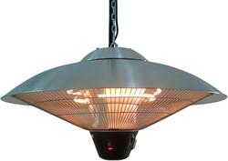 Sunred elektrische terrasheater CE09LGT, Golden Tube, vermogen 1800 W, hangmodel