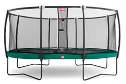 BERG trampoline Grand Champion, veiligheidsnet DeLuxe, afm. 515 x 365 cm