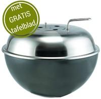 Dancook houtskoolbarbecue 1400, inbouw-kettle, diameter 58 cm-1