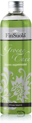 Sauna opgietmiddel, groene thee, fles 250 ml