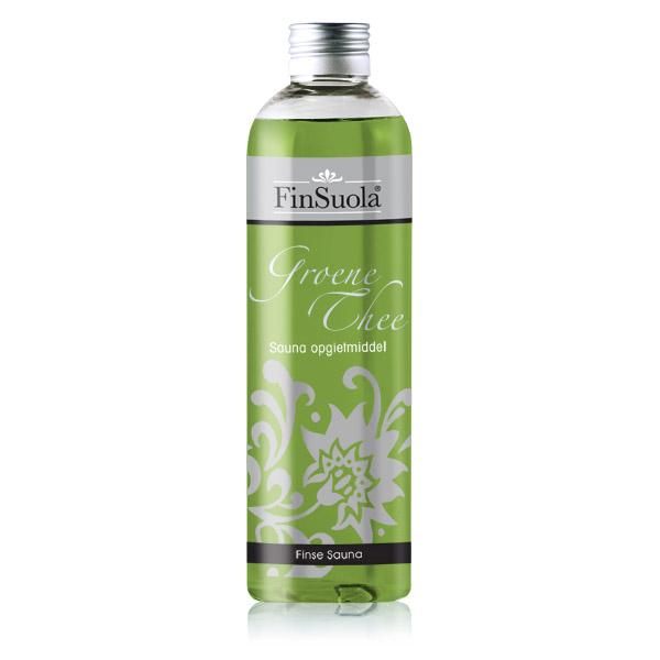 Finsuola Sauna opgietmiddel, groene thee, fles 250 ml