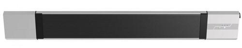 Sunred elektrische terrasheater HS15, infrarood, vermogen 1800 W, wandmodel