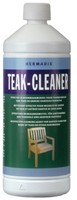 Hermadix teak-cleaner, fles 1 liter,  incl. schuurspons