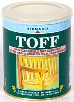 Hermadix TOFF  hardhout-olie, blik 0,75 liter
