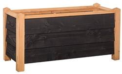 Douglas Bloembak 120x50x60 cm zwart