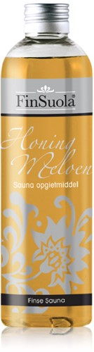 Sauna opgietmiddel, honing meloen, fles 250 ml
