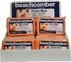 Beachcomber Hydro mop, absorbeert olie en vet in water van jacuzzi