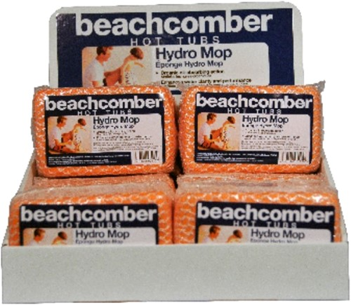 Beachcomber Hydro mop, absorbeert olie en vet in water van de spa
