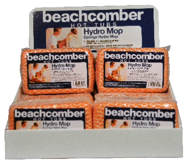 Beachcomber Hot Tubs Beachcomber Hydro mop, absorbeert olie en vet in water van jacuzzi