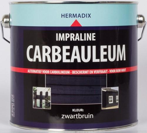 Hermadix impraline carbeauleum, blik 2,5 liter