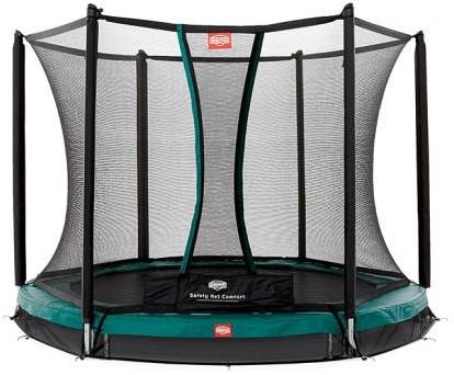 BERG inground trampoline Talent, veiligheidsnet Comfort, diam. 240 cm