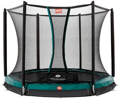 BERG inground trampoline Talent, veiligheidsnet Comfort, diam. 300