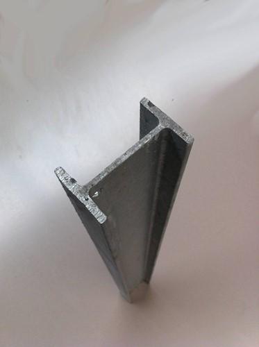 Paal IPE 80, lengte 180 cm