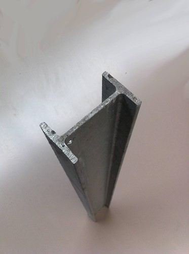 Paal IPE 80, lengte 270 cm