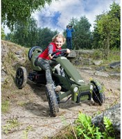 BERG Jeep Adventure Pedal Go Kart-2
