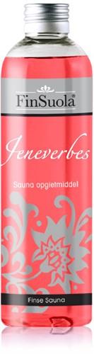 Sauna opgietmiddel, jeneverbes, fles 250 ml