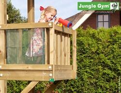 Houtpakket voor Jungle Gym Balcony Module, niet op maat gezaagd