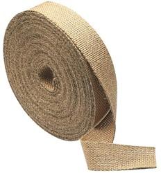Boomband, jute, breedte 7 cm, rol van 25 m