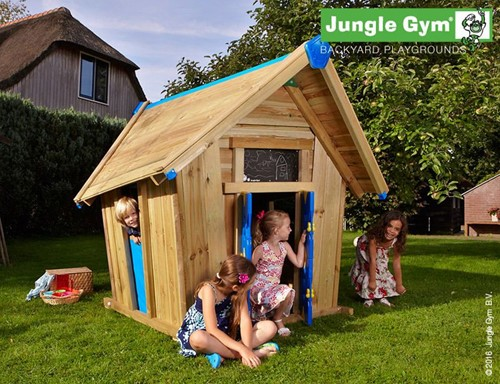 Jungle Gym Crazy Playhouse-3