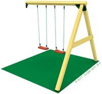 Houtpakket voor Jungle Gym Swing Module (X'tra), op maat gezaagd-2