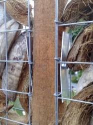 KokoHusk bevestigingsset voor hout