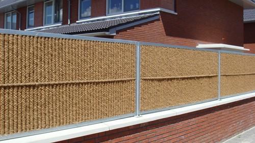 Kokowall XL tuinscherm, afm. 200 x 200 cm