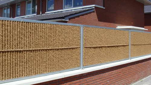 Kokowall XL tuinscherm, afm. 250 x 150 cm