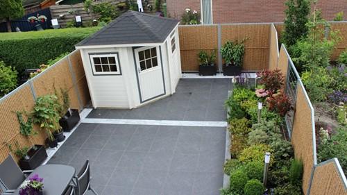 Kokowall tuinscherm, groot, afm. 200 x 200 cm-3