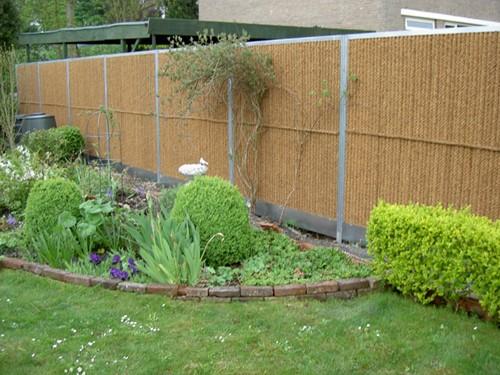 Kokowall tuinscherm, groot, afm. 200 x 200 cm