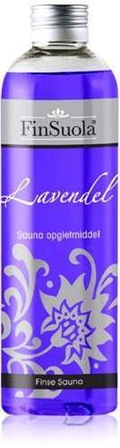 Sauna opgietmiddel,  lavendel, fles 250 ml