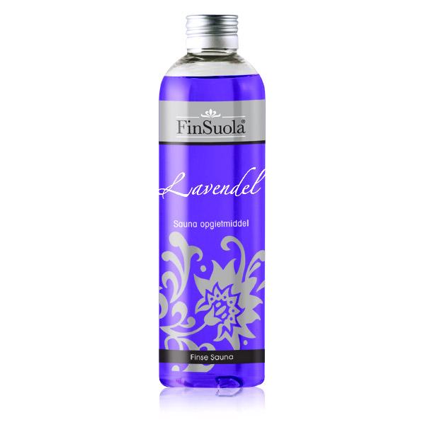 Finsuola Sauna opgietmiddel, lavendel, fles 250 ml