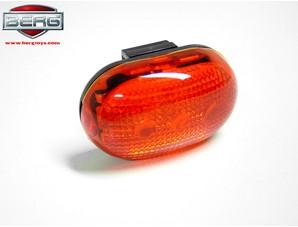 BERG LED lamp rood (achter)