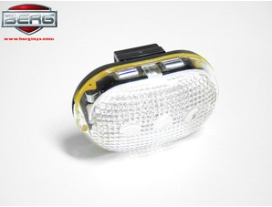 BERG LED-lamp wit (voor)