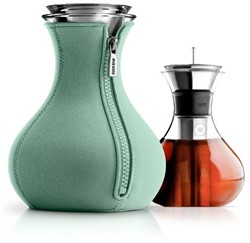 Eva Solo theemaker, inhoud 1,0 liter, granite green