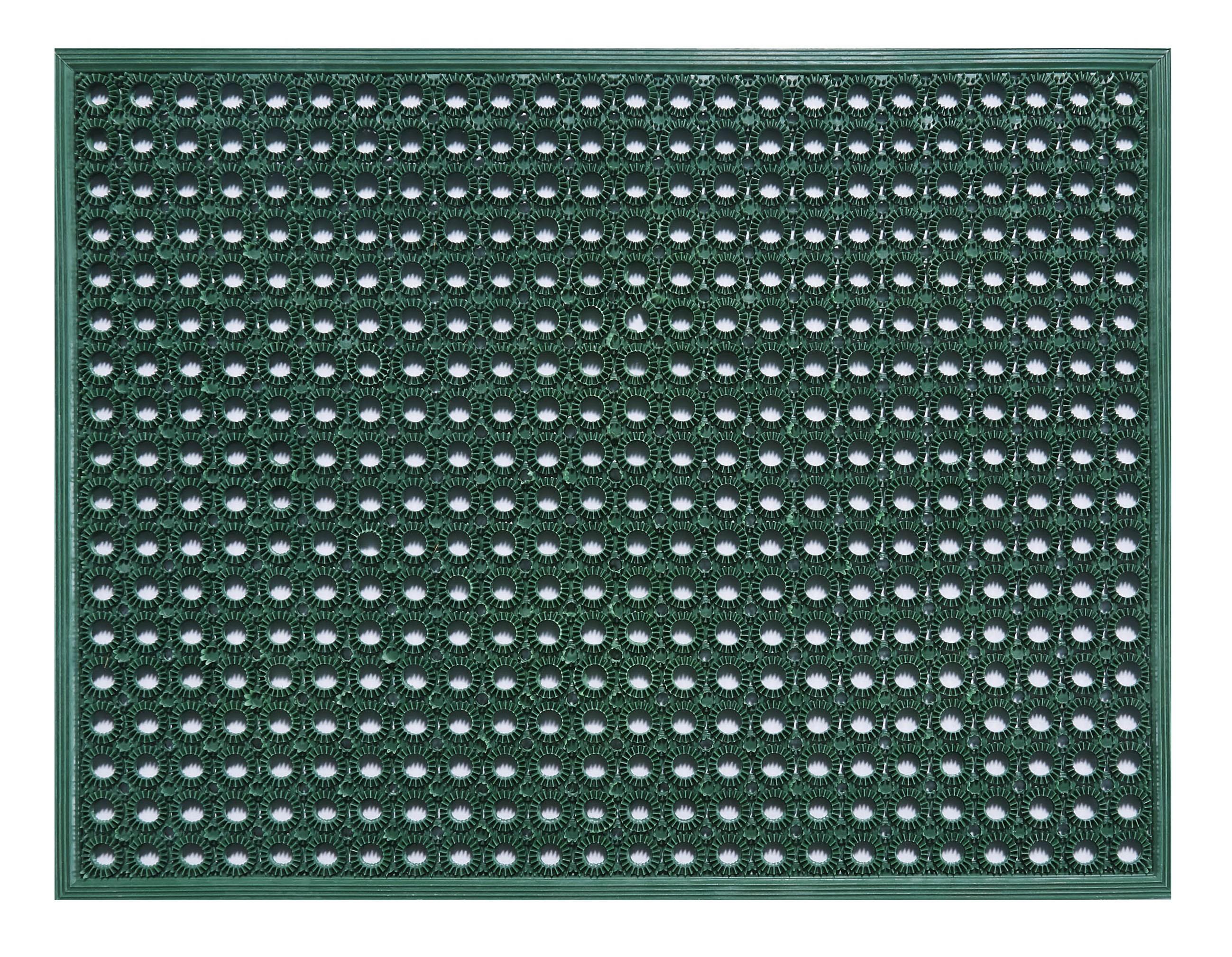 MD-Entree deurmatten Deurmat Lizzy, afm. 48 x 62 cm, groen