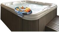 Floating spa bar, diam. 70 cm, opblaasbaar-3